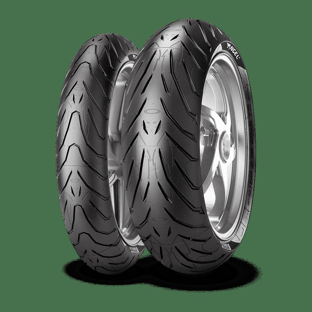 Bike Tyre for sale online Pirelli Angel St Sports Touring Rear 160//60 ZR 17 69w Motorcycle